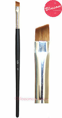 Yurily ANGLED SLANTED MAKEUP BRUSH Eyebrow Eyeliner Eyeshadow Brow Powder #27