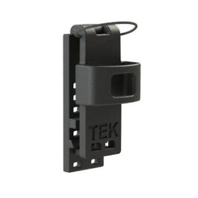 Tactical TEK Motorola Universal Radio Holder Police Duty Belt Holster Klip Clip