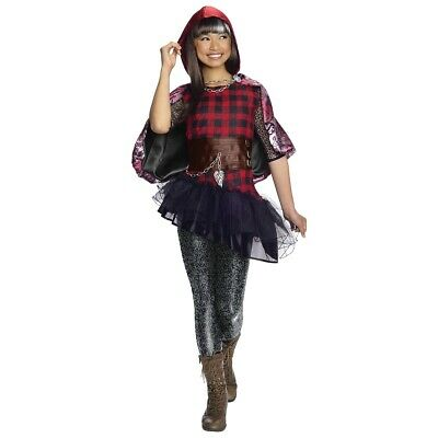 Deluxe Cerise Hood Costume Ever After High Halloween Fancy Dress