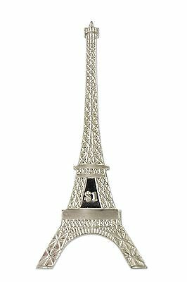 Eiffel Tower $1 Coin, 14.6 g Silver Finished, 2014, Mint, 125th Anniversary