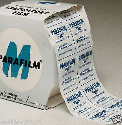 "Parafilm M Laboratory Film 10cm / 4"" wide, Length 1m, 2m, 5m,10m"