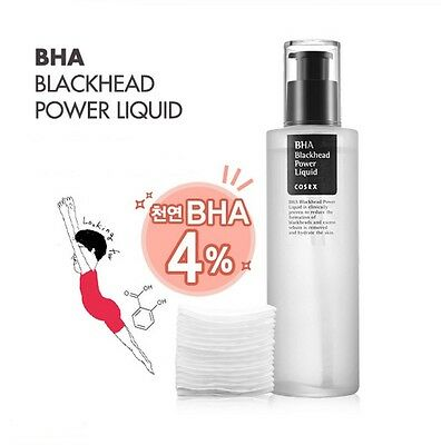 [COSRX] BHA Blackhead Power Liquid - 100ml Moisturizer