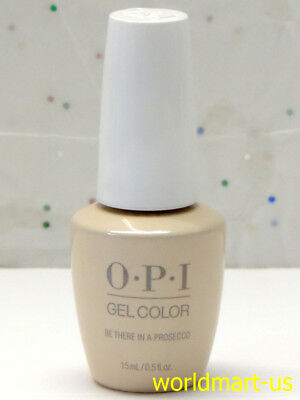 OPI GelColor UV/LED Gel Polish 15ml/0.5floz GC V31- Be There In A Prosecco