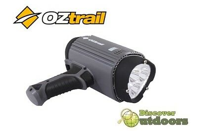 NEW 12V OZtrail Tri Spot Light Spotlight Handheld LED Torch Camping Home Hunting
