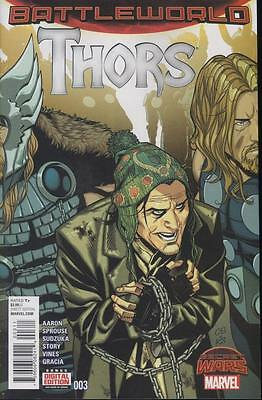 Thors #3 SWA   NEW!!!