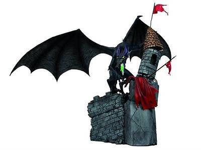 Disney Sleeping Beauty Maleficent Statue Dragon kind