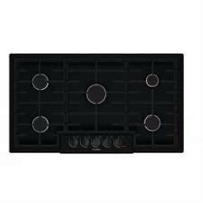 "BOSCH NGM8665UC 36"" Gas Cooktop with 5 Sealed Burners IMPERFECTIONS"