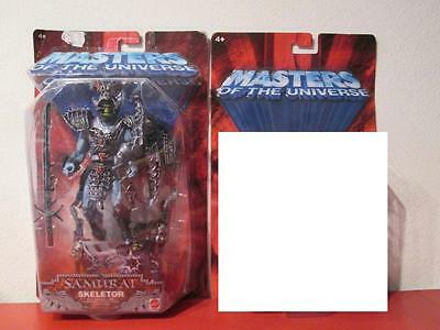 Motu Masters of the Universe 200x SAMURAI SKELETOR action figure