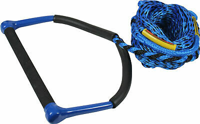 JOBE CORE STARTER HANDLE & 70ft SKI WAKEBOARD KNEEBOARD ROPE
