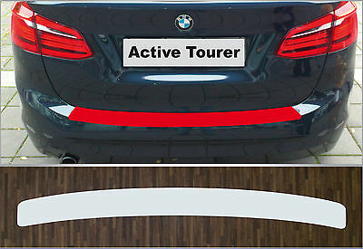 Bumper Protection Paint Foil transparent BMW 2 series Active Tourer, from 2014