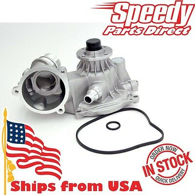 NEW WATER PUMP w/ GASKET & O-RING # 11517586781