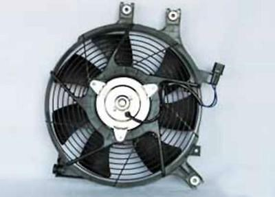 New A/c Condenser Fan Fits Mitsubishi Montero Sport 1998-2004 Mr315449 Mi3113118