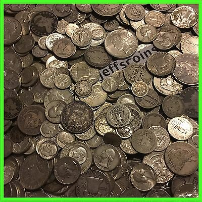 ✯1 Ounce OZ 90% SILVER US COINS $✯OLD ESTATE SALE LOT HOARD✯ BULLION +FREE GOLD✯