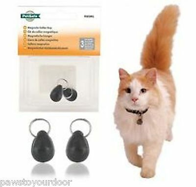 Petsafe Staywell 980 Magnet Cat Flap Magnetic Key Collar 932, 400, 420 Catflap