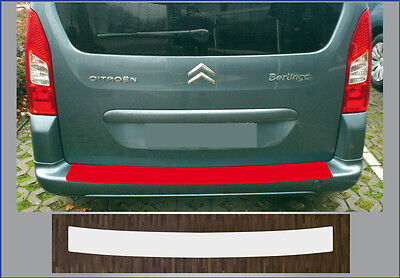 Bumper Protection Paint Foil transparent Citroen Berlingo, Year ab 2008