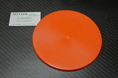 1 kg Gel coat polyester iso de finition orange RAL 2004 + catalyseur et pipette