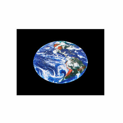 """Earth Print Sticker Protective Skin Decal Black Blue for 15.6"""" 14"""" 12"""" Notebook"""