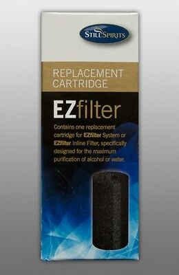 Still Spirits EZ Filter replacement Carbon Cartridge.