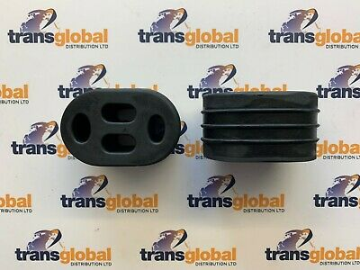 Land Rover Discovery 1 2 300TDi & TD5 Exhaust Hanger Rubber Mounts x2 - NTC3650