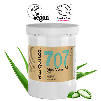 Aloe Vera Gel by Naissance - 50g to 5Kg