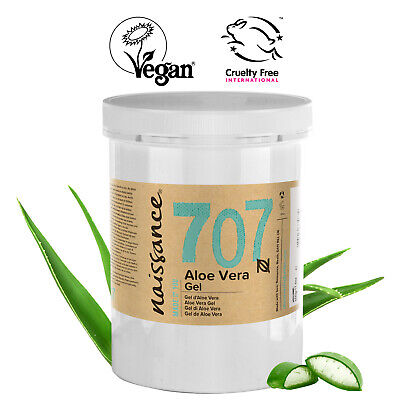 Naissance Aloe Vera Gel - 50g to 5Kg  Cooling and Soothing for All Skin Types