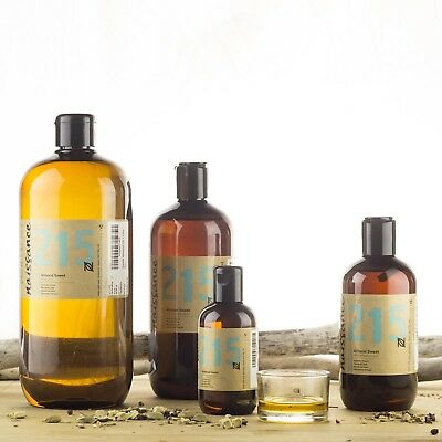 Naissance Almond, Sweet Oil Ideal for Massage, Skincare & Haircare