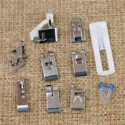 1 Set Of 11 Pcs Domestic Foot Presser Brother Singer Kenmore For Sewing Machine