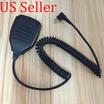 New Remote Speaker Mic For Motorola Cp200 Cp185 Pr400 P1225 Cp200Xls Ct250 Gp300