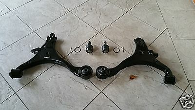 HONDA CIVIC   CDTi  (01-05)TWO FRONT LOWER WISHBONES ARMS+ TWO BALL JOINTS