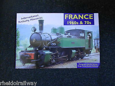 France 1960s & 70s, Pictorial From Narrow Gauge Railway Society Collection