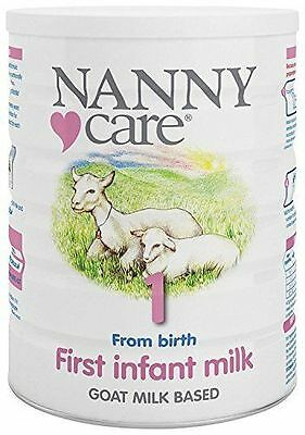 Nanny Care First Infant Goat Milk 900g Nannycare Infant Nutrition