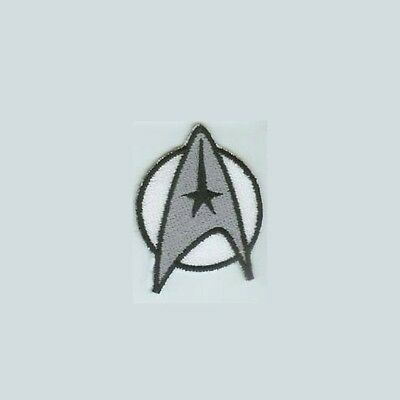 Star Trek the Motion Picture Starfleet Command Insignia patch cosplay