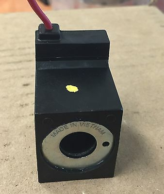 Deltrol 10226-14 12VDC Solenoid Coil 16W Hydraulic Power Unit Lift Dump