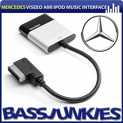MERCEDES BENZ Wireless Bluetooth Music Streaming iPhone/iPod Interface WMA3000A