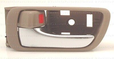 2002 thru 2006 Inside Interior Inner LH Left Door Handle Fits: TOYOTA Camry