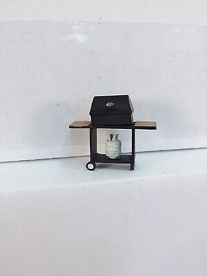Arttista Gas Grill for BBQ #1473 - O Scale On30 On3 Figures People Artista New