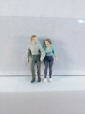 #1571 O Scale On30 On3 Figures People Arttista Fantasy Engine Crew #2 New