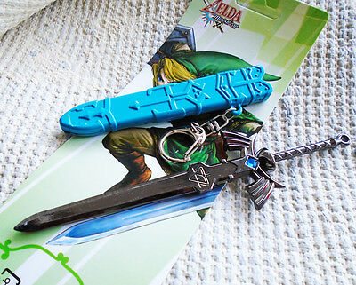 The legend of Zelda Keychain sword props pendant jewelry cartoon toys gift new