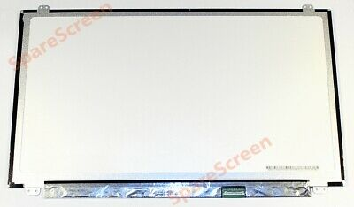"LTN156AT37 LCD Display Schermo Screen 15.6"" HD 1366x768 LED 30pin eDP gbn"