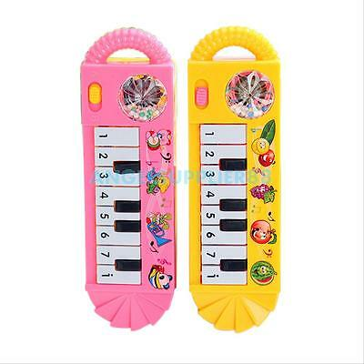 Baby Infant Toddler Developmental Toy Kids Musical Piano Early Educational Gifts