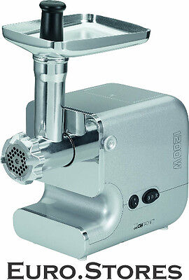 CLATRONIC FW 3506 Mincer Silver Meat Grinder Stainless Steel 1200W Genuine New