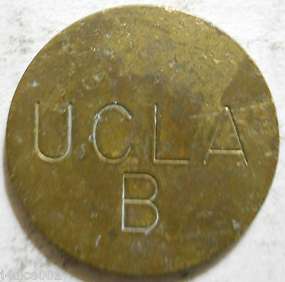 UCLA (Los Angeles, California) parking token - CA3450AM