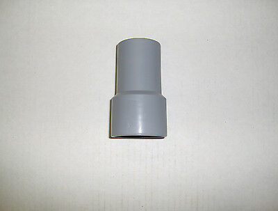 """1 1/2"""" Swimming Pool Vacuum Hose Replacement Cuff  New Gray Free Shipping"""