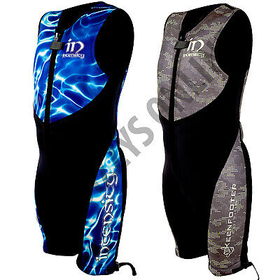 Intensity Keenfooter Competition Barefoot Suit - Mens - Size S - 2Xl (K8420)