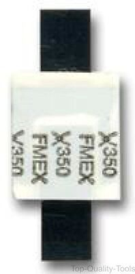PPTC Resettable Fuse, Strap, PolySwitch SRP Series, 3.5 A, 6.3 A, 30 VDC, -40 °C
