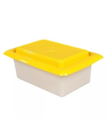 Brand New TUPPERWARE Butter Box / Butter Dish - Free Shipping