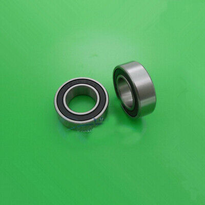 2Pcs 173110 2RS Deep Groove Ball Bearing Rubber Sealed 17x31x10mm Free Shipping