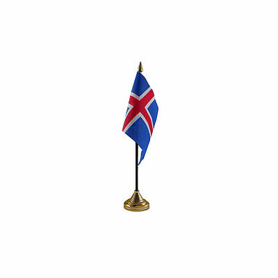10 x 15 cm National Country Hand Europe Holland Netherlands Table Desk Flag