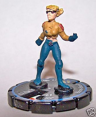Marvel HeroClix,#032 Boom-Boom Experienced) Universe