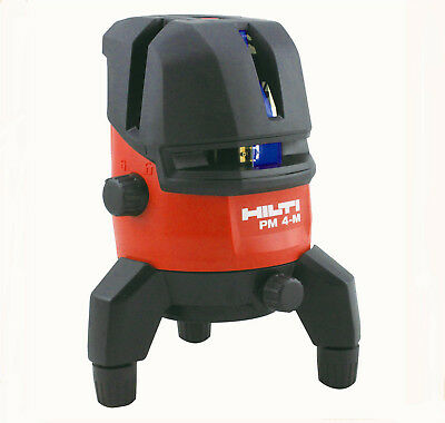 Hilti laser Level measurement Hilti Level PM4-M Laser marking PM4-M Level